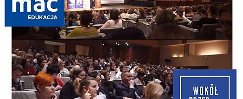 Konferencje VIDEO LIVE dla MAC Edukacja