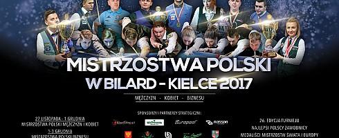 Mistrzostwa Polski w Bilard z rekordową obsługą i oglądalnością
