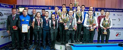 Mistrzostwa Polski w Bilard – Rumia 2016